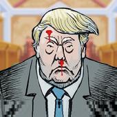 Hit Trump icon
