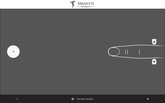 Timantti Medidor de Anillos screenshot 6