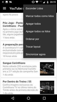 Notícias do Corinthians Timão screenshot 1