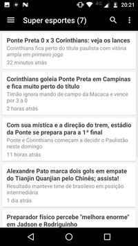 Notícias do Corinthians Timão screenshot 2
