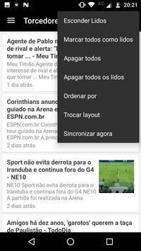Notícias do Corinthians Timão screenshot 3