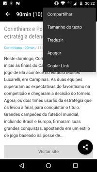 Notícias do Corinthians Timão screenshot 4