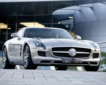 Themes Mercedes Benz SLS AMG apk screenshot