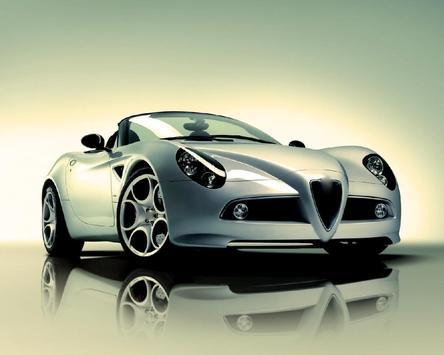 Themes Alfa Romeo Spider apk screenshot