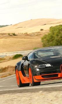 Themes Bugatti Veyron Sport poster