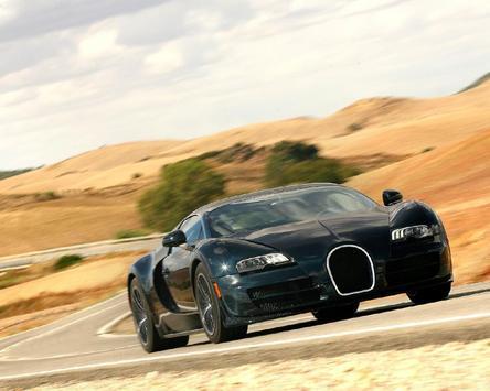 Themes Bugatti Veyron Sport apk screenshot