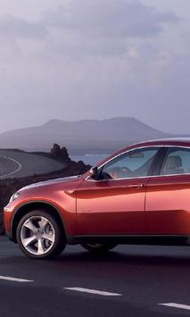 Themes BMW X6 poster
