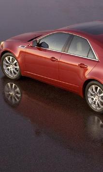 Themes Cadillac CTS poster