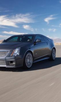 Themes Cadillac CTS apk screenshot