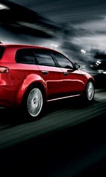 Themes Cars Alfa Romeo 159 apk screenshot