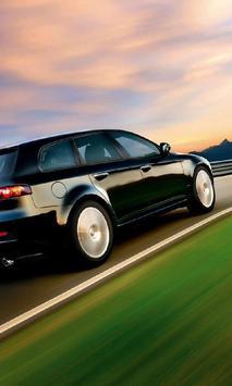 Themes Cars Alfa Romeo apk screenshot