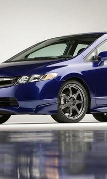 Themes Honda Civic poster
