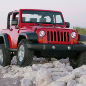 Wallpapers Jeep Wrangler icon