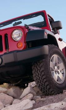 Wallpapers Jeep Wrangler poster