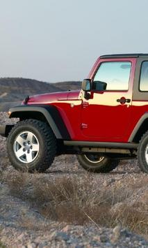 Wallpapers Jeep Wrangler apk screenshot
