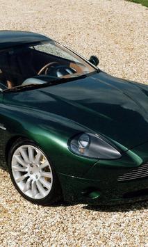Wallpapers Aston Martin poster