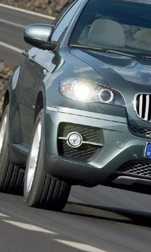 Wallpapers BMW X6 apk screenshot