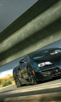 Wallpaper Bugatti Veyron Super poster