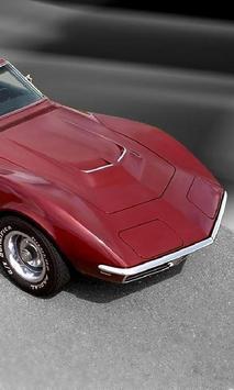 Wallpapers Chevrolet Corvette poster