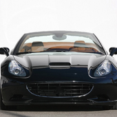 Wallpapers Ferrari California icon