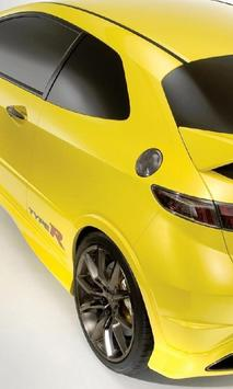 Wallpapers Honda Civic poster