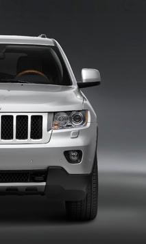Wallpapers Jeep Grand Cherokee poster
