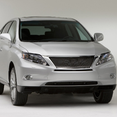 Wallpapers Lexus RX icon