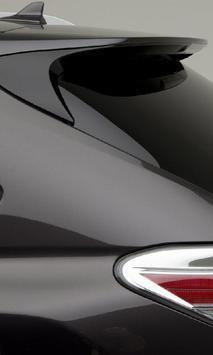 Wallpapers Lexus RX apk screenshot