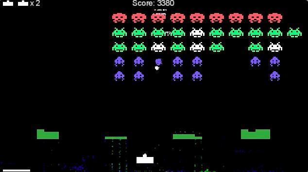 Space Invaders Kostenlos