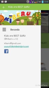 Kids are BEST GURU poster