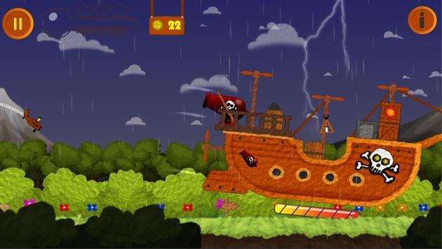 Paper Pilot - Fly in an unique adventure game apk screenshot