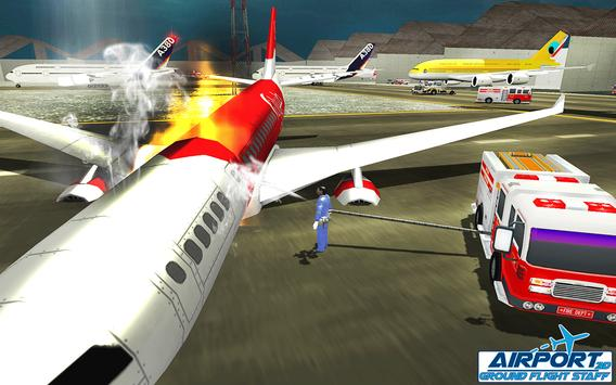 Airport Ground Flight Staff 3D screenshot 14