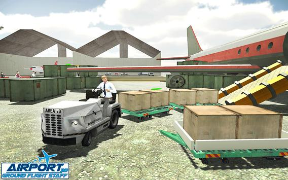 Airport Ground Flight Staff 3D screenshot 10