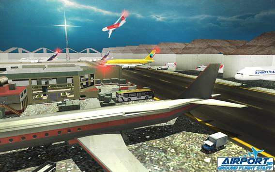 Airport Ground Flight Staff 3D screenshot 13