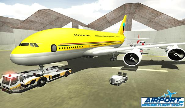 Airport Ground Flight Staff 3D screenshot 20