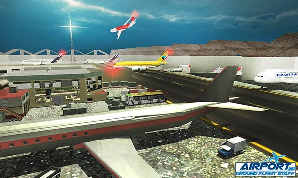 Airport Ground Flight Staff 3D screenshot 5