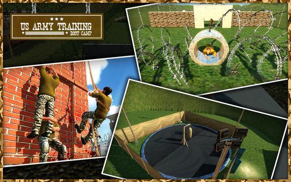 US Army Training Boot Camp 3D screenshot 7