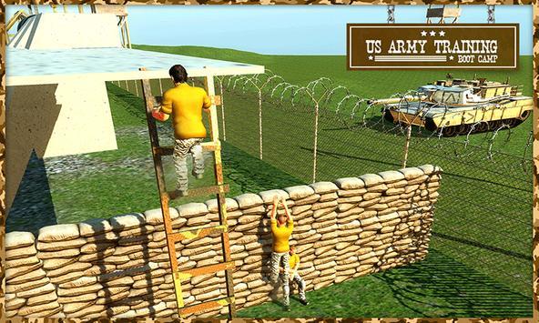US Army Training Boot Camp 3D screenshot 5