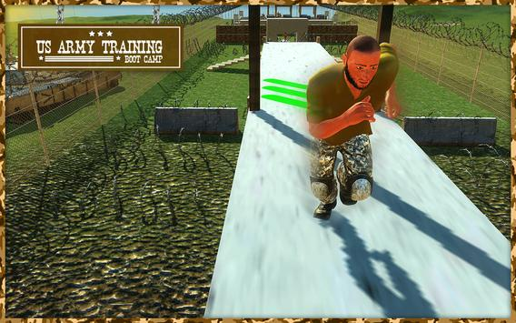 US Army Training Boot Camp 3D screenshot 9