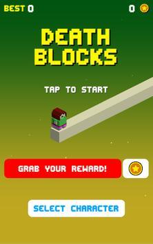 Death Blocks poster