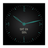 Timeless-Aqua Watch Face icon