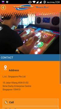 Timezone apk screenshot