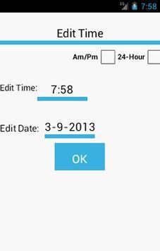 Timezone Converter apk screenshot