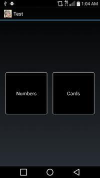 Grandmaster of Memory screenshot 1