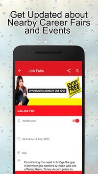 TimesAscent.com Job Search apk screenshot