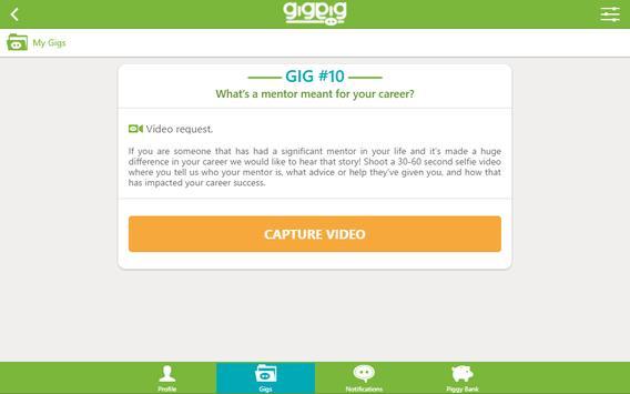 GigPig screenshot 12