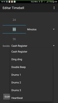 Timebells screenshot 1