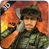 Last Day Battleground Call: WW2 Army Survival Hero icon