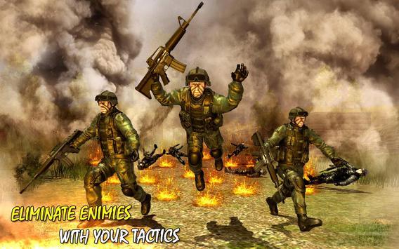 Last Day Battleground Call: WW2 Army Survival Hero poster