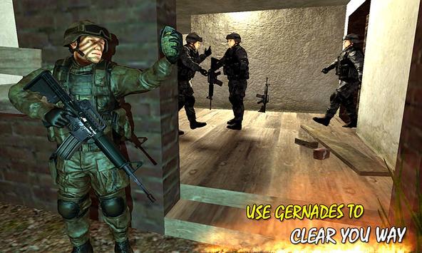 Last Day Battleground Call: WW2 Army Survival Hero screenshot 1